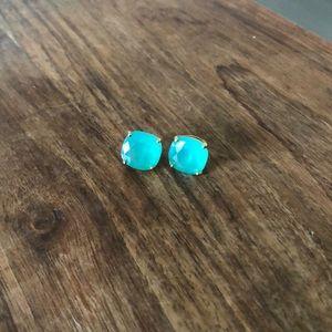 Kate Spade turquoise post earrings